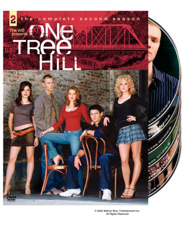 OTH DVD Cover Season 2